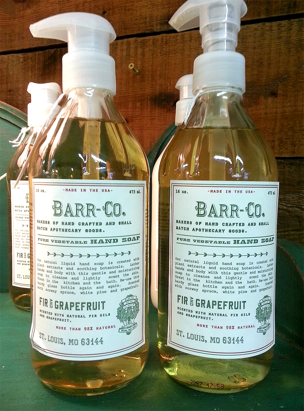 Barr-Co Products For Sale | Hand Lotions, Soaps, Bubble BathsAngelus ...